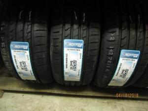 225/45R18 SET OF 4 MATCHING NEW IRONMAN A/S TIRES