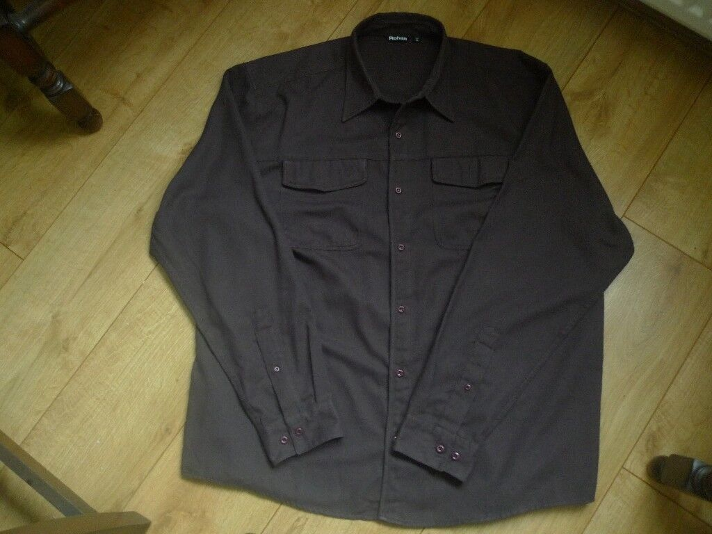 be2be37c6 Men's XL Thermocore Rohan Long Sleeve Shirt | in Beverley, East Yorkshire |  Gumtree