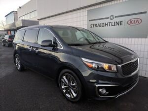 2015 Kia SEDONA SXL+ *360 CAMERA, ADAPTIVE CRUISE*