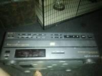 Sony disc player cdpc311m