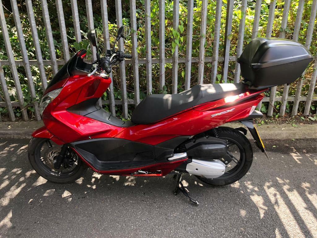 Honda pcx 125 scooter   in East Dulwich, London   Gumtree