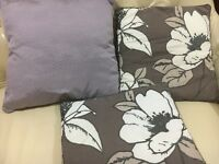 x3 CUSHIONS GOOD CONDITION . NO OFFERS