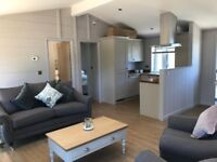 Static Caravan Lodge for sale at Hoburne Bashley in the New Forest in Hampshire, near Bournemouth