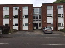 Unfurnished Ground floor Flat to let in a desirable location.