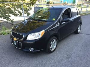 2010 Chevrolet Aveo Aveo 5 LT AIR SUNROOF  LOW KILOS!!!!