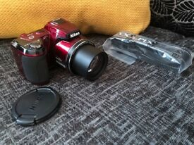 Coolpix l120 camera