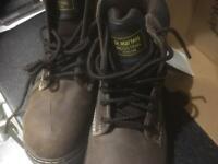 Dr Marten boots size 8