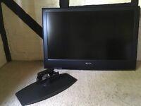 "Sony Bravia 40"" television"