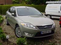 Ford Mondeo Ghia '59' plate with all the extras! 2.0 litre petrol manual with 11 months MOT