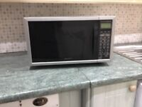 Jet convection & double grill microwave