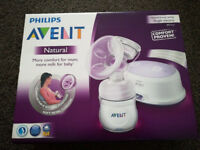 NEW philips avent electric breast pump