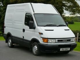 2004 IVECO DAILY 29L9 SWB HIGH ROOF *NO VAT*
