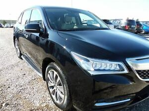 2015 Acura MDX Navigation Leather Bluetooth Sunroof