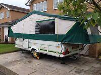 Pennine Pathfinder 600 folding camper