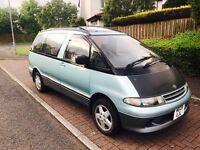 M reg Toyota Lucida estima 2.2 Deisel automatic only £695