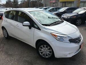 2014 Nissan Versa Note SV/AUTOLOADED/CLEAN
