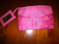 YSL make-up bag with mirror - new!