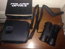 Polaris Optics WideViews - 8X42 HD Bird Watching Binoculars Waterproof Fog Proof Compact Durable