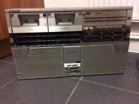 Vintage Sharps Portable stereos