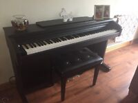 Minster electric piano