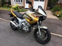 Yamaha TDM Motorcycle