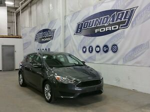 2015 Ford Focus W/ Sunroof, Automatic, Heated Steering Wheel