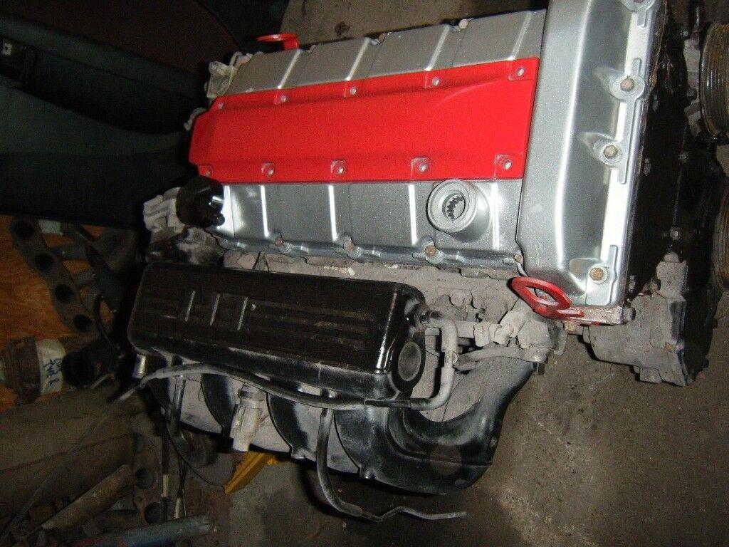 FORD ESCORT RS 2000 16V ENGINE 150 BHP SUIT VAN FIESTA MK1 MK2 MK3 ...
