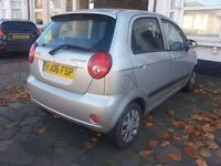 CHEVROLET MATIZ 1.0CC 06 PLATE 1YR MOT SUPERB NO FAULT A/C CD55MPG