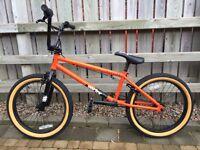 Ruption Vector BMX Bike Orange