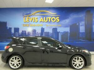 2010 Mazda Mazdaspeed3 TECHNOLOGIE PACKAGE GPS BEAU LOOK A VOIR