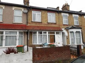 PLAISTOW E13 Three Bedroom House Close Trains Shops and Buses