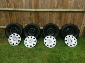 Wheels volkswagen audi sharan skoda