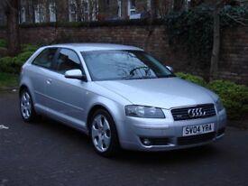 Audi A3 sport 3.2 l Quattro 2004