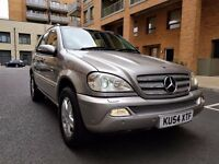 2004 Mercedes-Benz M Class 2.7 ML270 CDI Special Edition 5dr Full Service History Long Mot Xenons