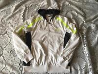 EA7 Emporio Armani hoody jacket full Zipper light weight size M used £5