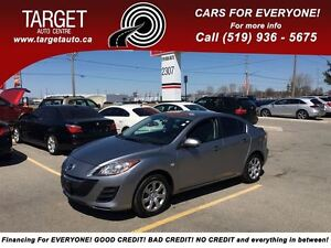2010 Mazda MAZDA3 GX, Drives Great Very Clean Great On Gas !!!!!