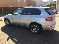 BMW X5 3.0d M sport X drive 7 seater Face lift 8 speed