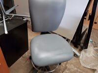 Draughtsman office chairs 3 available at 45 pounds each