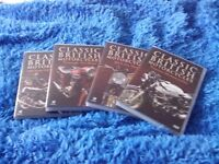 4 x CLASSIC BRITISH MOTORCYLE DVDS
