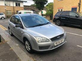 2006 FORD FOCUS 1.6 LX MANUAL 5 DOOR HATCHBACK WITH FULL SERVICE HISTROY AND MOT