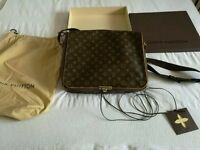 Louis Vuitton ABBESSESS Messenger bag MINT condition, authentic, £420 ono