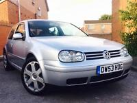 2004 Volkswagen Golf GT TDi PD150*Final Edition*Recaro Leathers*Fully Loaded*Full History*Rare Spec*