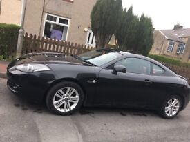 Black Hyundai coupe siii 1.6l Brill car 12 month mot and part service history