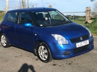 Suzuki Swift 1.3i 2007 5 Door Hatchback Forsale!