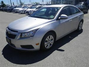 2013 Chevrolet Cruze 1LT Automatic Turbo
