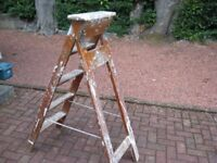 Step Ladders by S&C Joinery