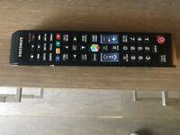 Samsung 48 Inch full HD freeview HD smart TV