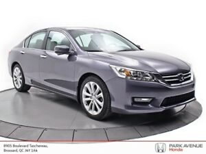 2014 Honda Accord Touring*GPS*Cuir*Toit ouvrant*