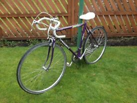 PEUGEOT RACING BIKE, It is in very good used condition 21 inch frame 27 inch wheels, 12