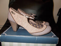 RUBY SHOO Beautiful Heels Size 4 UK 37 Eur NEW WITH BOX